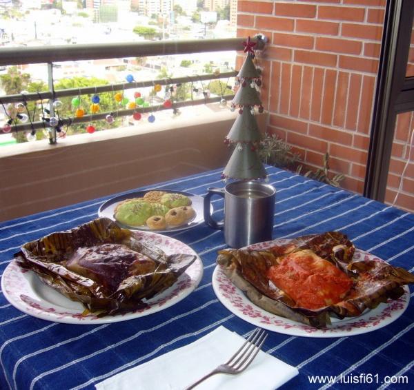 Mi tradicional desayuno de navidad luis figueroa carpe diem for Desayuno frances tradicional