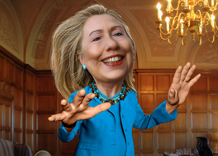 Hillary_Clinton_-_Caricature