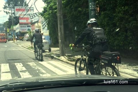 policias-bicicletas