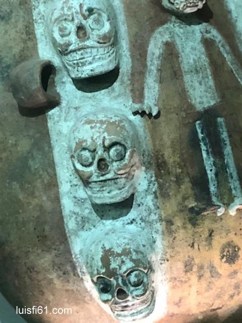 Con la llegada del Halloween y el Día de los muertos Guatemala se inauguran las fiestas del fin de año. Durante tres días- entre hoy y el 2 de noviembre- se ...